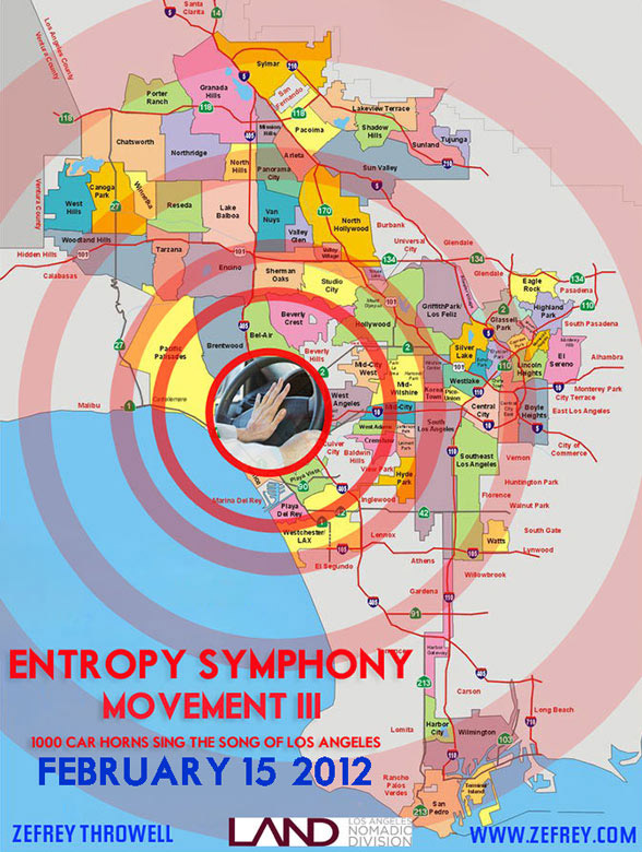 Entropy Symphony: Movement III - Los Angeles